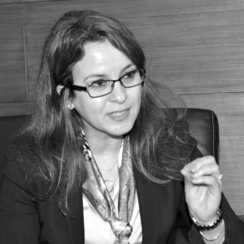 Ms. Charafat Afailal