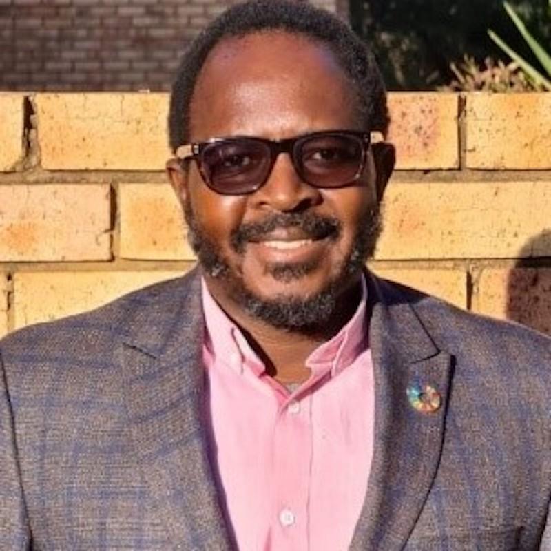 Dr. Themba Gumbo